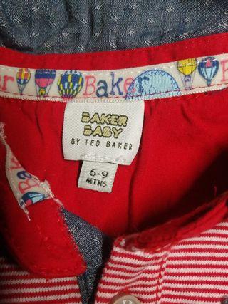 Ted Baker Baby Boy Shirt