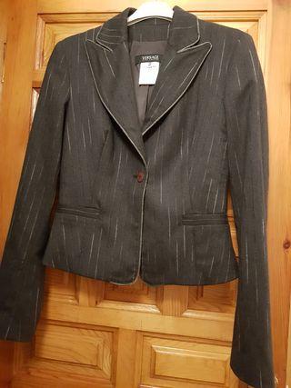 Chaqueta Versace Jeans Couture Gris T38
