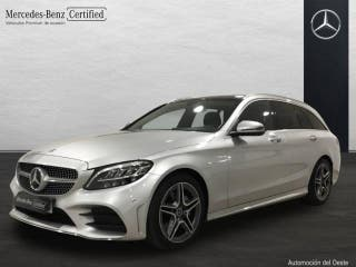MERCEDES-BENZ Clase C Familiar C 220 d Estate Estate AMG Line (EURO 6d-TEMP)