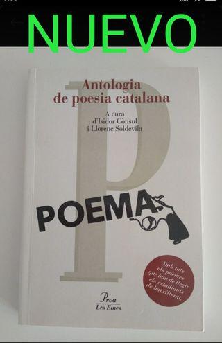POEMA libro Nuevo, Poesía Catalana