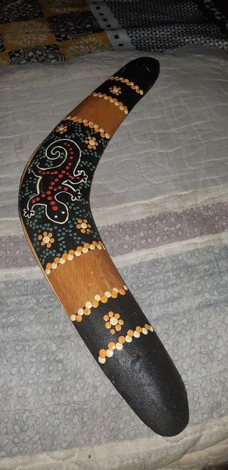 boomerang decorativo