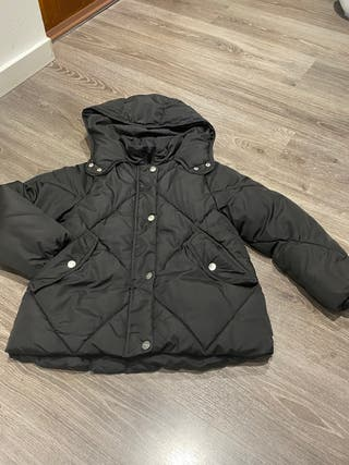 Abrigo Zara talla 8