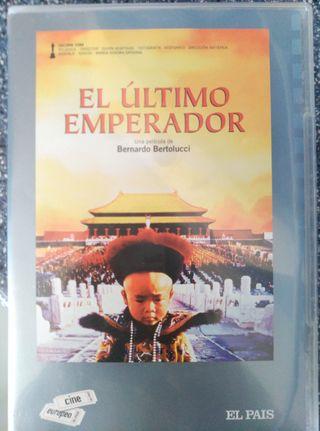"""DVD """"El último emperador """""""