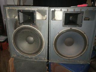 pareja de altavoces HK audio PR 115