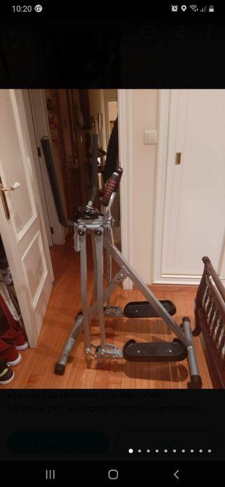 Máquina de ejercicio Air Walker