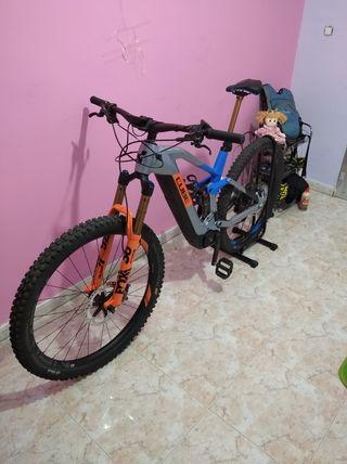 E bike bicicleta eléctrica