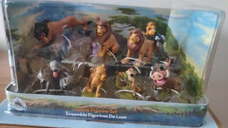 Muñecos de la película Disney Rey León nuevos