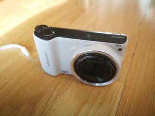 cámara de fotos Samsung WB200F