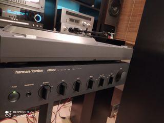 Amplificador Harman Kardon+tocadiscos