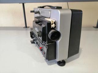 Proyector super 8 milimetos
