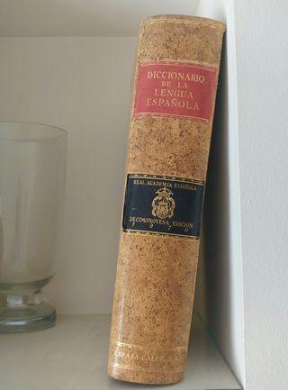 Diccionario de la Real Academia Española 1970