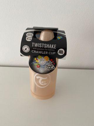 Vaso Twistshake modelo Crawler Cup