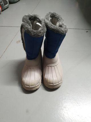Botas de nieve 35-36