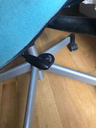 Silla steelcase modelo leap V.1 (no envíos)