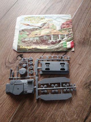 Colada y sobre del tanque Fiat -montaplex