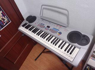 Piano electrónico Ringway + soporte