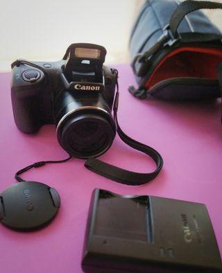 Canon SX400 zoom 30x IS PowerShot Bridge
