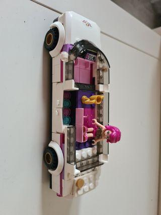 coche lego friends