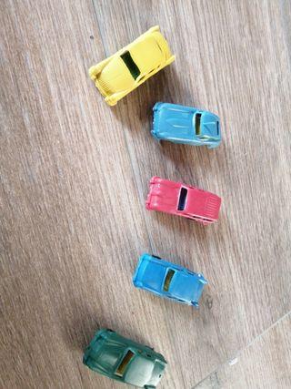 Colección de coches montaplex
