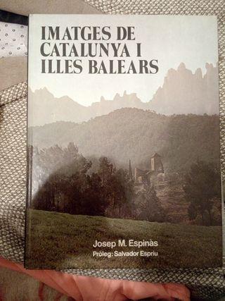 """Llibre """"Imatges de Catalunya i Illes Balears"""""""
