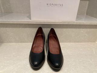 Zapatos hispanitas negro