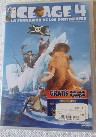 DVD ICE AGE 4