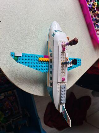 avion de lego friends