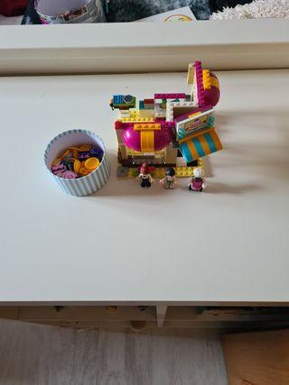 panadería lego friends