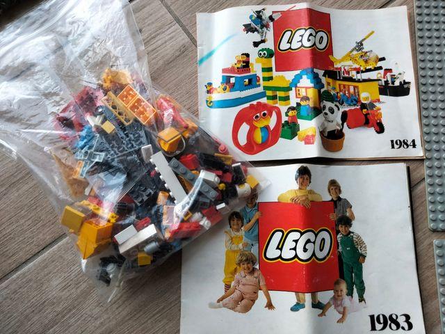 Legoland LEGO, años 83/84