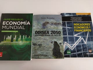 Libros Economía mundial UNED