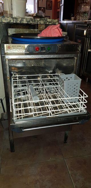 lavavajillas pequeño industrial