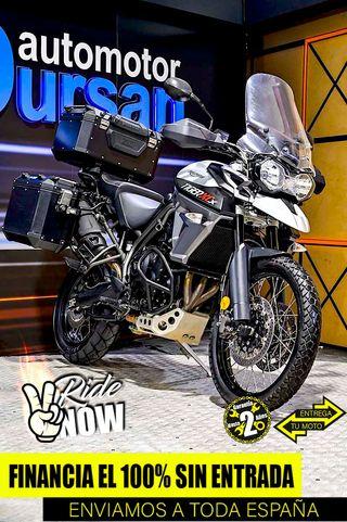 Triumph TIGER 800 ***( 20.000 km )***