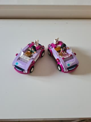 coches lego friends 2