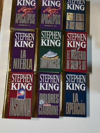 Stephen King Coleccion de 25 tomos