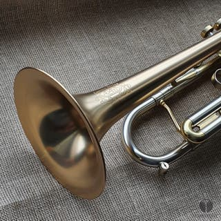 Trompeta Adams A4 Goldbrass 0.40 Large bore