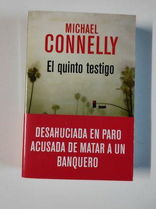 El quinto testigo libro de Michael Connelly