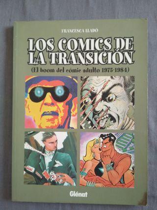Los cómics de la transición