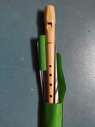 NUEVA: Flauta Dulce