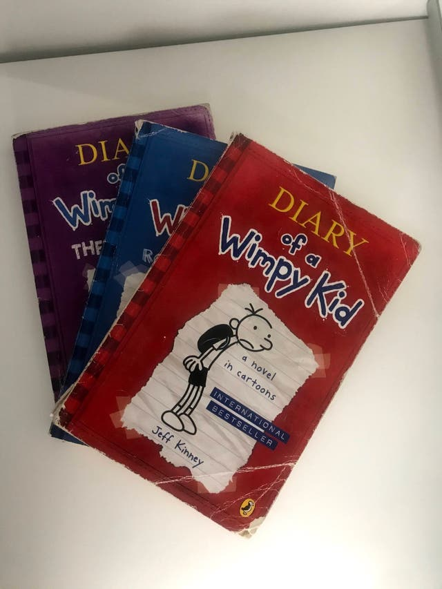 Diary of the wiampy kid