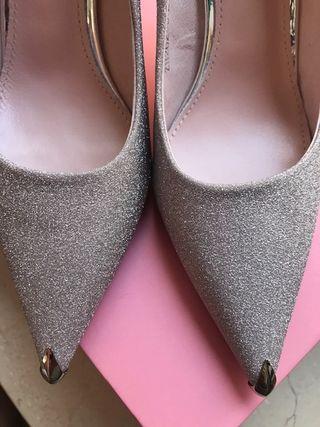 Zapatos tacón alto Teria Yabar. De 139€ a 50€
