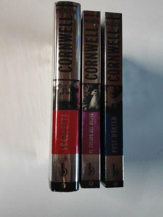 Libros Patricia Corwell