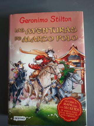 Las aventuras de Marco Polo, Saga Geronimo Stilton