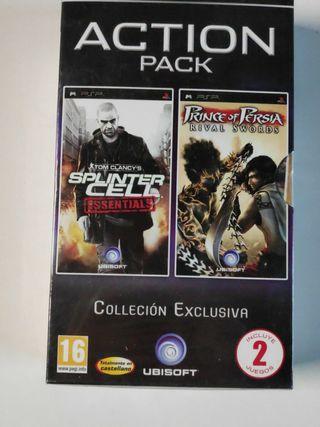 Video juegos PSP