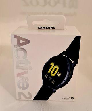 Smart watch Samsung Active 2 Negro