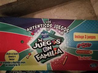 PACK 3 JUEGOS DE MESA