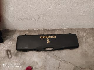 maletín de escopeta browning