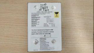 Disco Duro IDE 3.5 Seagate 20GB Ultra ATA / 100