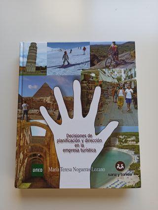 Libro Decisiones de planificación Turismo UNED