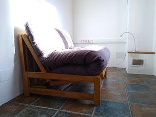 Sofá futón cama individual