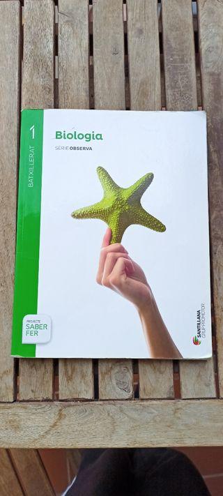 Libro biologia 1ro bachillerato